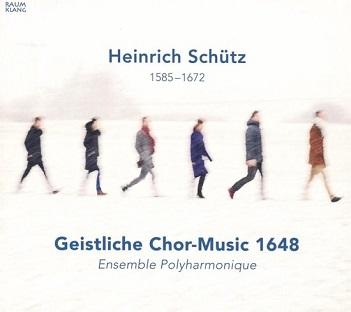 ENSEMBLE POLYHARMONIQUE - HEINRICH SCHUTZ: GEISTLIC