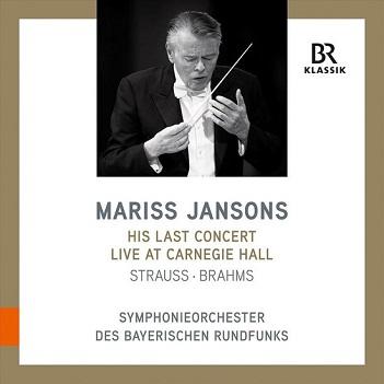 JANSONS, MARISS - HIS LAST CONCERT LIVE..