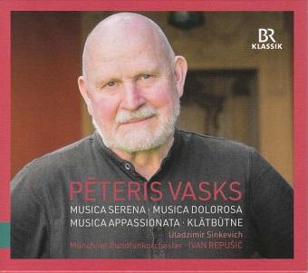 VASKS, P. - MUSICA DOLOROSA /..
