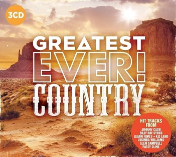 V/A - COUNTRY - GREATEST EVER