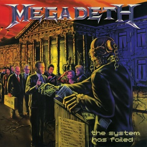 MEGADETH - SYSTEM HAS.. -BONUS TR-