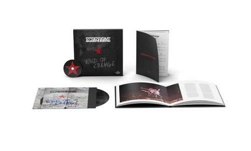 SCORPIONS - WIND OF CHANGE:.. -LP+CD-