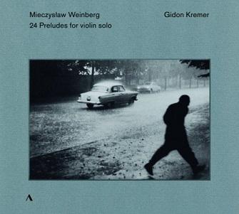 WEINBERG, M. - 24 PRELUDES