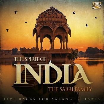 SABRI FAMILY - SPIRIT OF INDIA