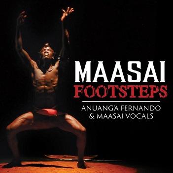 ANUANG`A FERNANDO & MAASA - MAASAI FOOTSTEPS