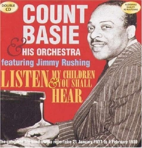 BASIE, COUNT & HIS ORCHES - LISTEN TO MY CHILDREN, YO