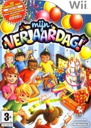 Wii - Wii - MIJN VERJAARDAG: een compleet verjaardagsfeest in een doos!