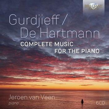 VEEN, JEROEN VAN - GURDJIEFF/DE HARTMANN:..