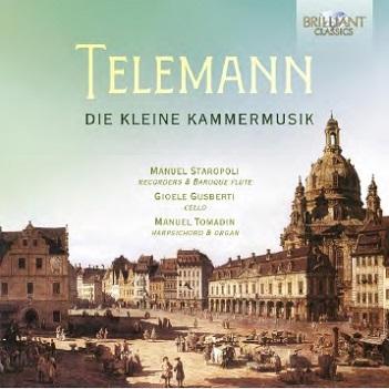 TELEMANN, G.P. - DIE KLEINE KAMMERMUSIK