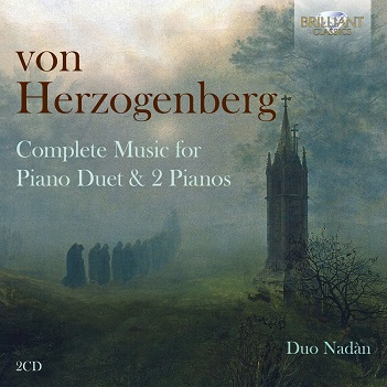 HERZOGENBERG, H. VON - COMPLETE MUSIC FOR PIANO