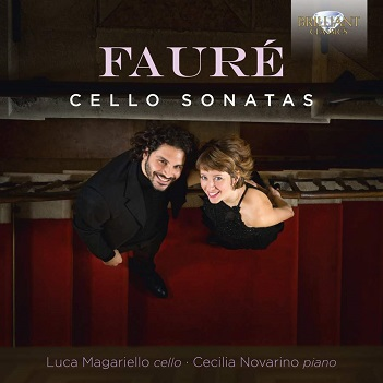 FAURE, G. - CELLO SONATAS