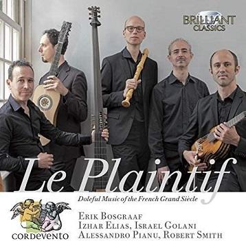 CORDEVENTO/ERIK BOSGRAAF - LE PLAINTIF