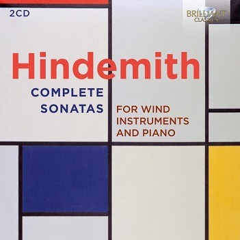 HINDEMITH, P. - COMPLETE SONATAS FOR WIND