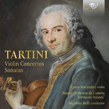 TARTINI, G. - VIOLIN CONCERTOS, SONATAS