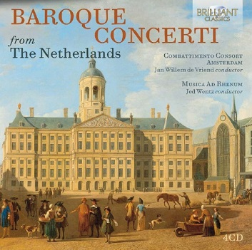 V/A - BAROQUE CONCERTI FROM..