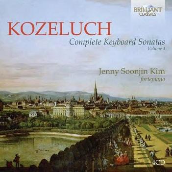 KOZELUCH, L. - COMPLETE KEYBOARD SONATAS