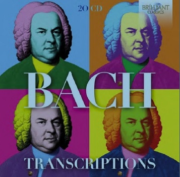 BACH, J.S. - BACH TRANSCRIPTIONS