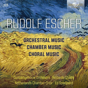 ESCHER, R. - ORCHESTRAL, CHAMBER AND C