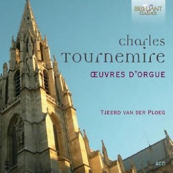 TOURNEMIRE, C. - OEUVRES D'ORGUE