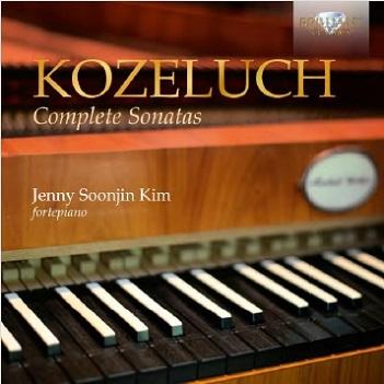KIM, JENNY SOONJIN - KOZELUCH: COMPLETE SONATA
