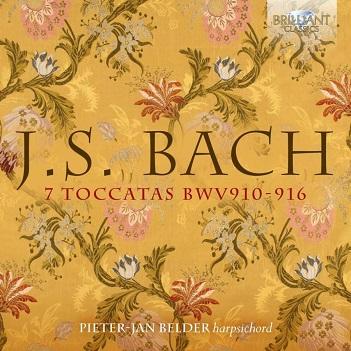 BACH, J.S. - 7 TOCCATAS BWV 910-916
