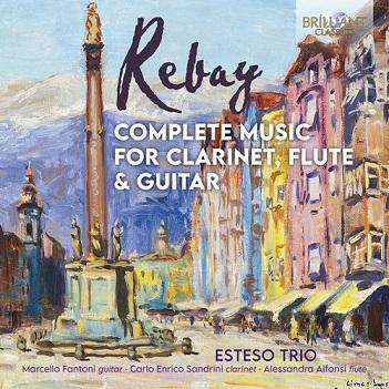 ESTESO TRIO - REBAY: COMPLETE MUSIC..