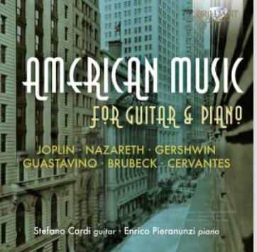 CARDI, STEFANO/ENRICO PIE - AMERICAN MUSIC FOR..