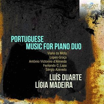 DUARTE, LUIS/LIGIA MADEIR - PORTUGUESE MUSIC FOR..