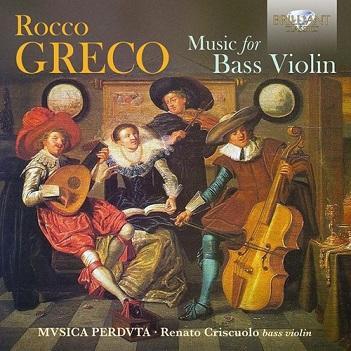 MUSICA PERDUTA - ROCCO GRECO: MUSIC FOR..