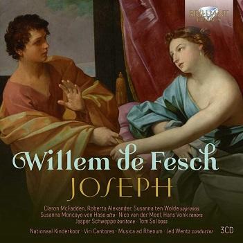 FESCH, W. DE - JOSEPH