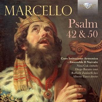 CORO ISTITUZIONE ARMONICA - MARCELLO: PSALM 42 & 50
