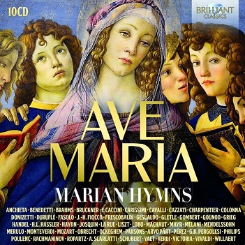 Various Artists - AVE MARIA (10CD)