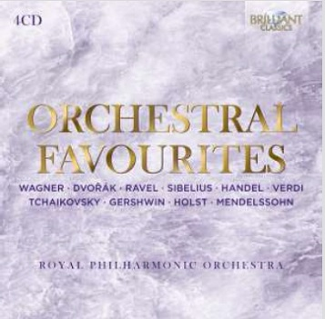 ROYAL PHILHARMONIC ORCHES - ORCHESTRAL FAVOURITES