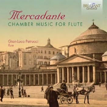 MERCADANTE, S. - CHAMBER MUSIC FOR FLUTE