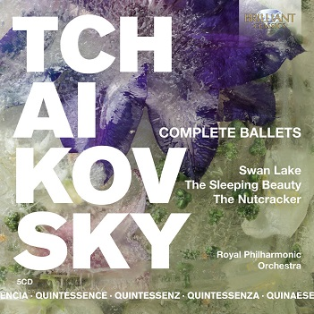 ROYAL PHILHARMONIC ORCHES - TCHAIKOVSKY: COMPLETE..