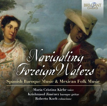 KIEHR, MARIA CRISTINA - NAVIGATING FOREIGN WATERS