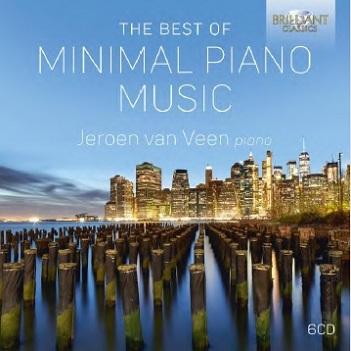 VEEN, JEROEN VAN - BEST OF MINIMAL PIANO..