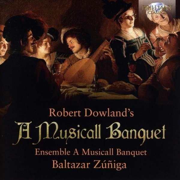 ZUNIGA, BALTAZAR / ENSEMB - ROBERT DOWLAND'S A..