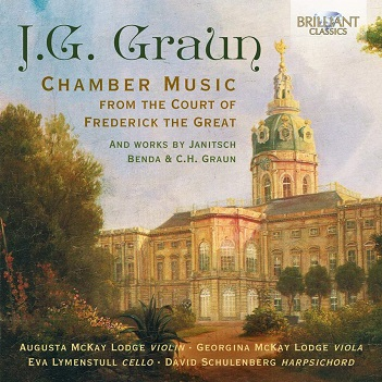 MCKAY LODGE, AUGUSTA & GE - J.G. GRAUN: CHAMBER..