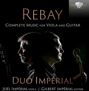 DUO IMPERIAL - REBAY: COMPLETE MUSIC..