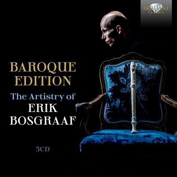 BOSGRAAF, ERIK - BAROQUE EDITION: THE..