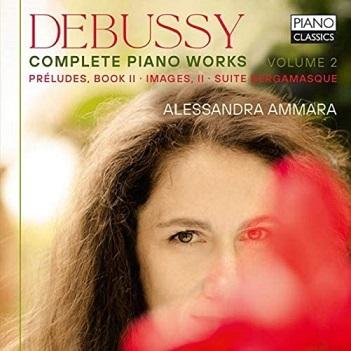 AMMARA, ALESSANDRA - DEBUSSY: COMPLETE PIANO..