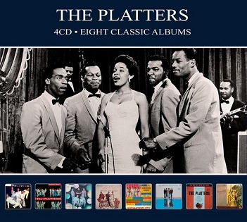 PLATTERS - EIGHT CLASSIC ALBUMS