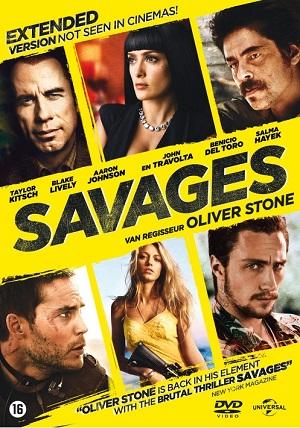 MOVIE - SAVAGES (2012)