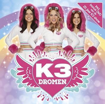 K3 - DROMEN -CD+DVD-