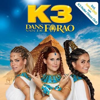 K3 - DANS VAN DE FARAO-CD+DVD-