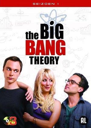TV SERIES - BIG BANG THEORY SEASON 1
