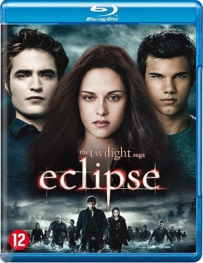 MOVIE - TWILIGHT SAGA - ECLIPSE (W/KRISTEN STEWART/ROBERT PATTINSON)