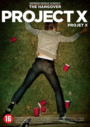 MOVIE - PROJECT X