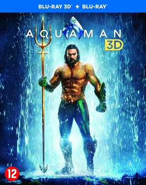 MOVIE - AQUAMAN -3D-
